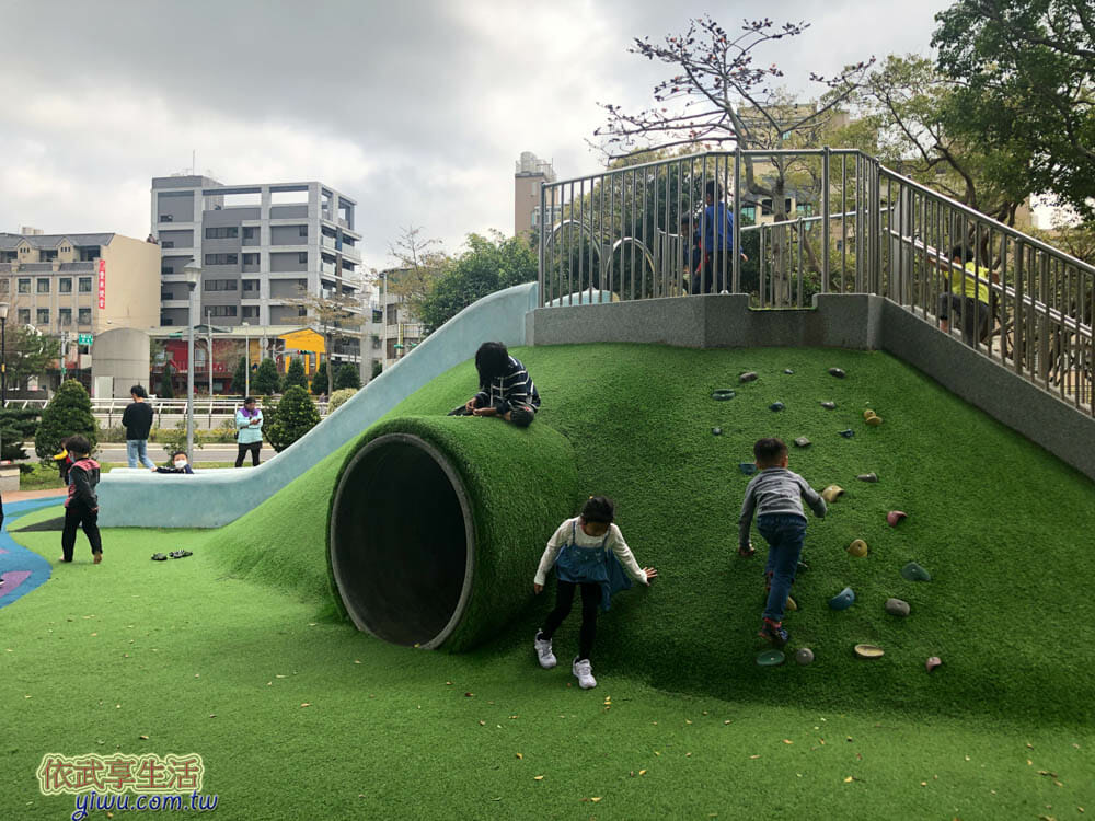 中壢藝術園區遊戲區