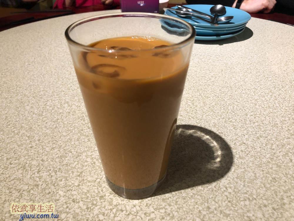 象迦泰式料理泰式奶茶