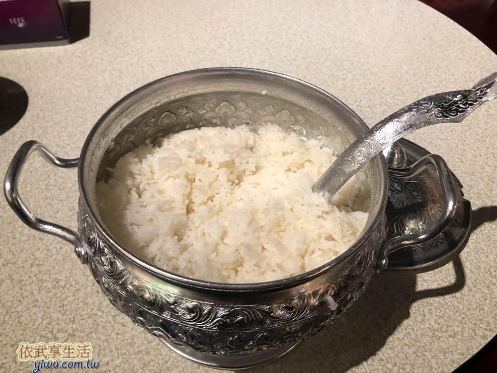 象迦泰式料理泰國米飯