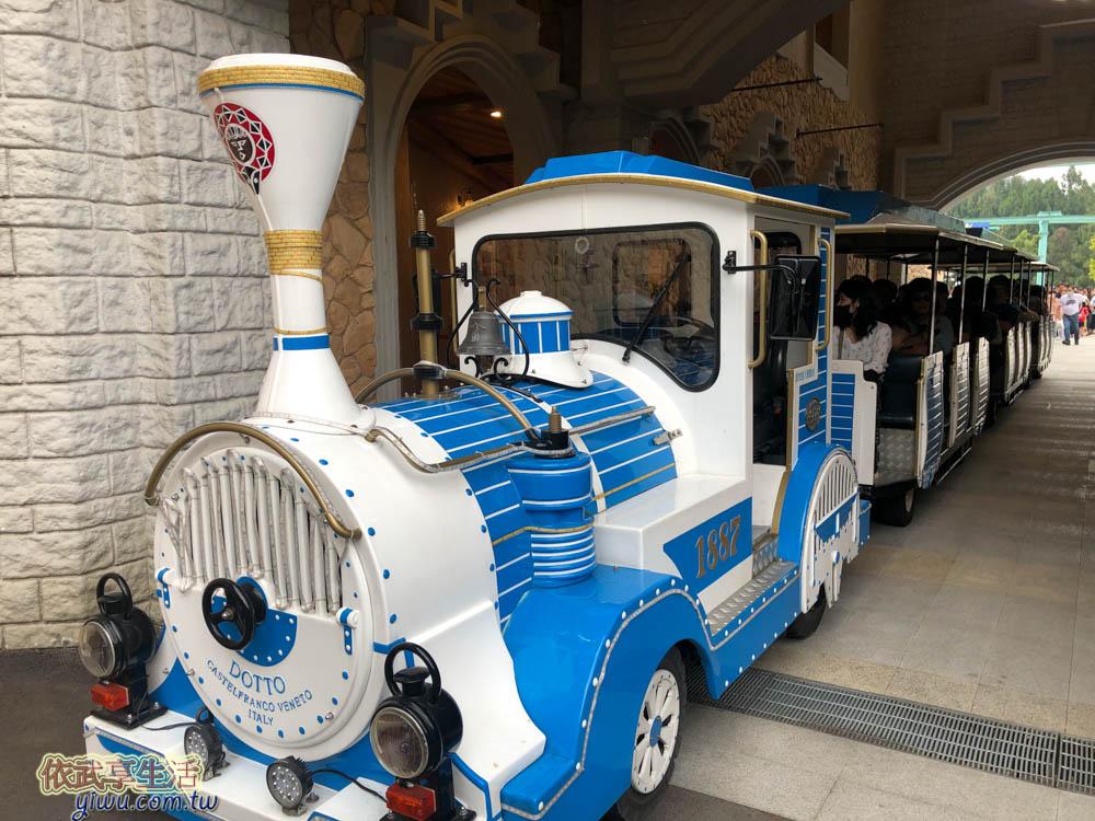 九族文化村西班牙海岸皇家火車