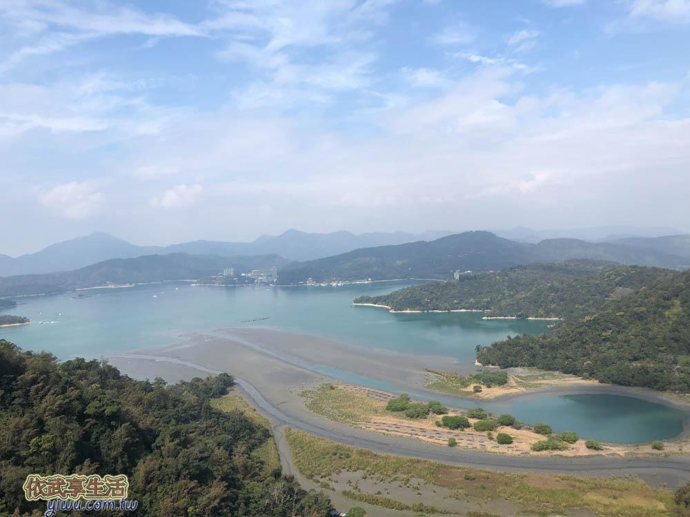 日月湧泉大竹湖入水口