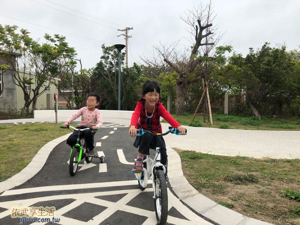 港南運河公園滑步車賽道