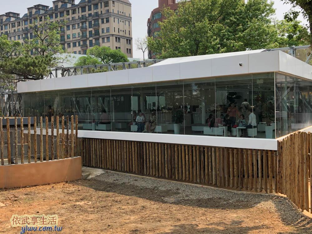 新竹市立動物園森林食堂