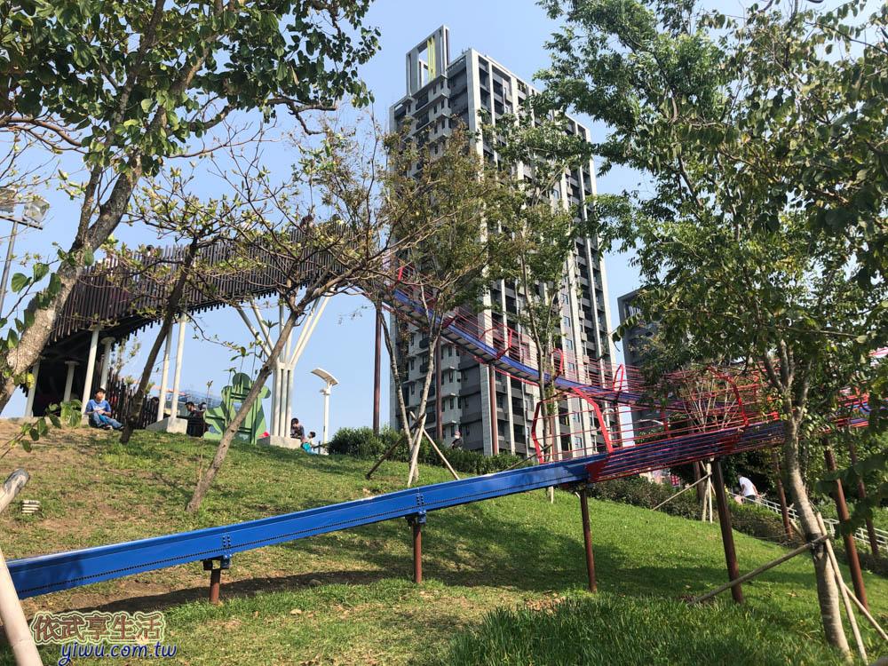 風禾公園滾輪溜滑梯