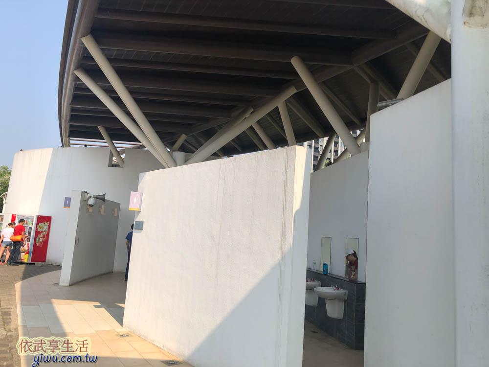 風禾公園廁所