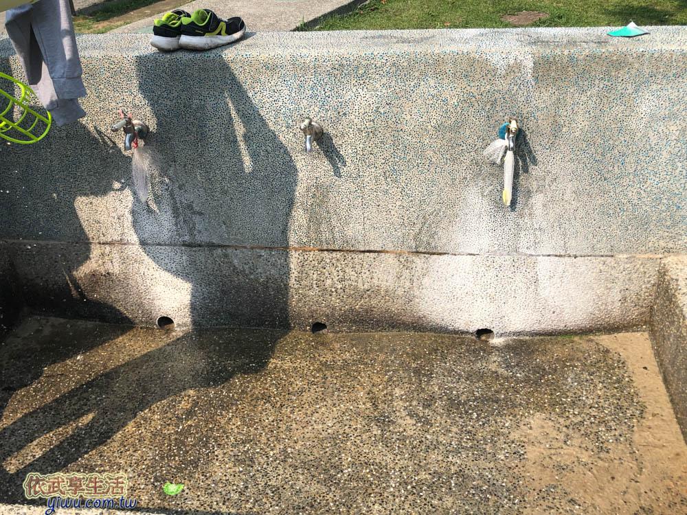 風禾公園洗腳台