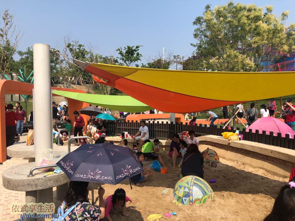 風禾公園沙坑