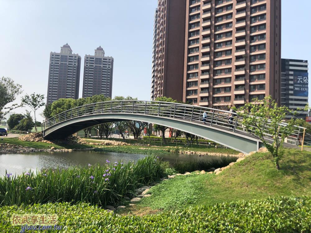 風禾公園拱橋