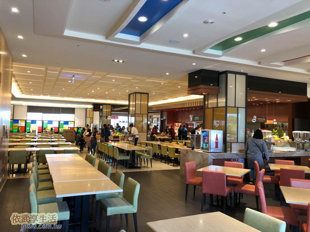 福容大飯店麗寶樂園田園咖啡廳