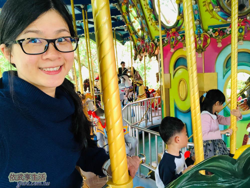 麗寶樂園探索世界旋轉木馬