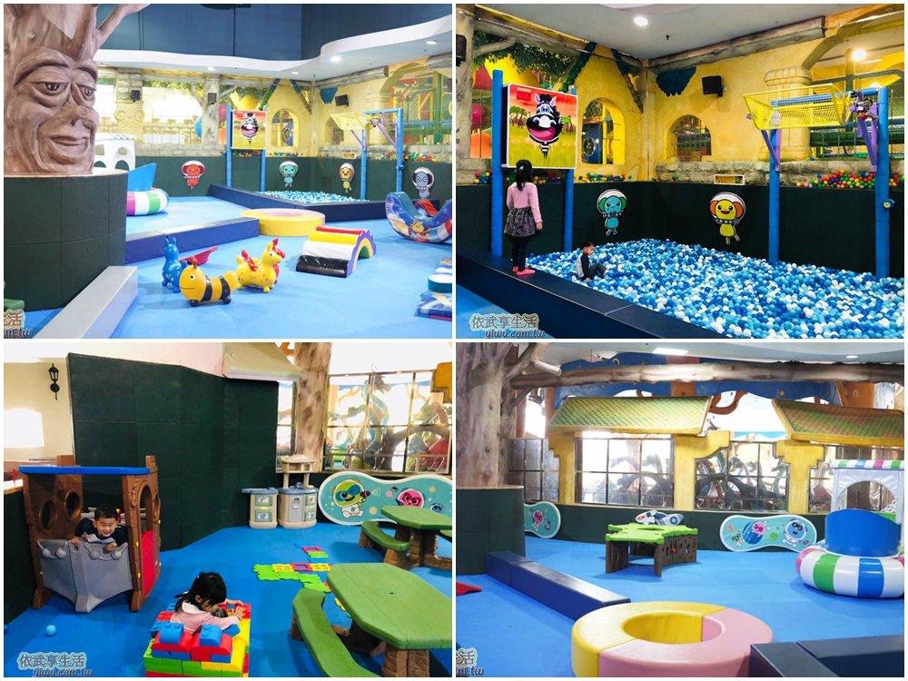 麗寶樂園探索世界娃娃城堡