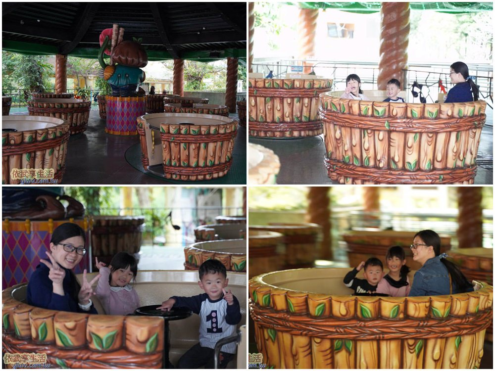 麗寶樂園探索世界魔法風琴師