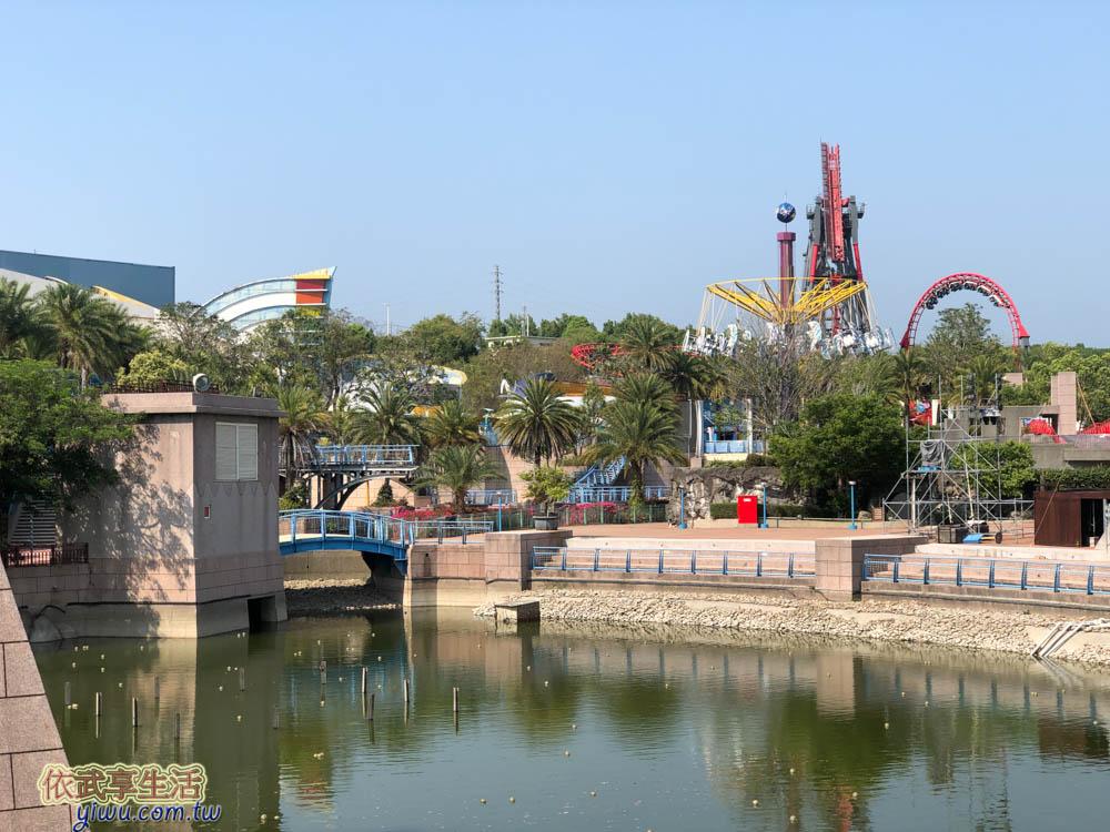 麗寶樂園探索世界冒險天堂