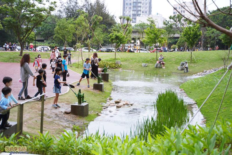 新竹綠光公園生態環境