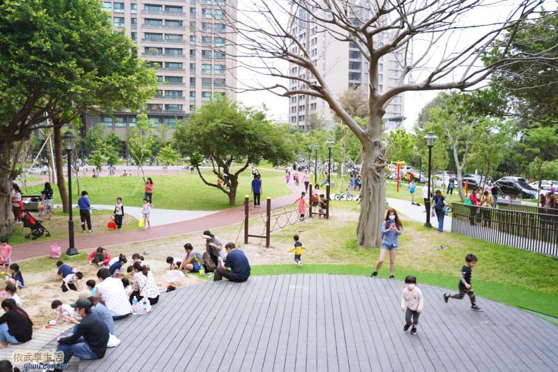 新竹綠光公園環境