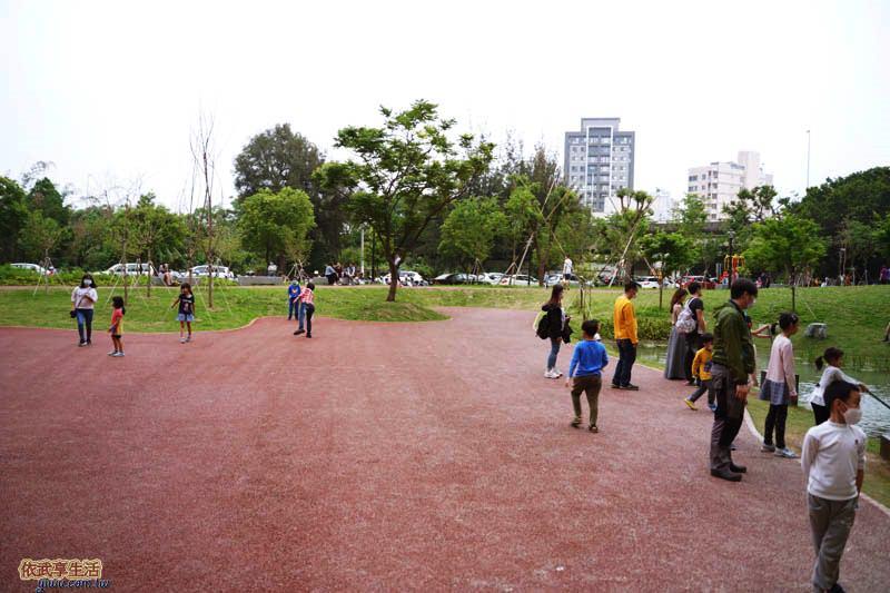 新竹綠光公園空地