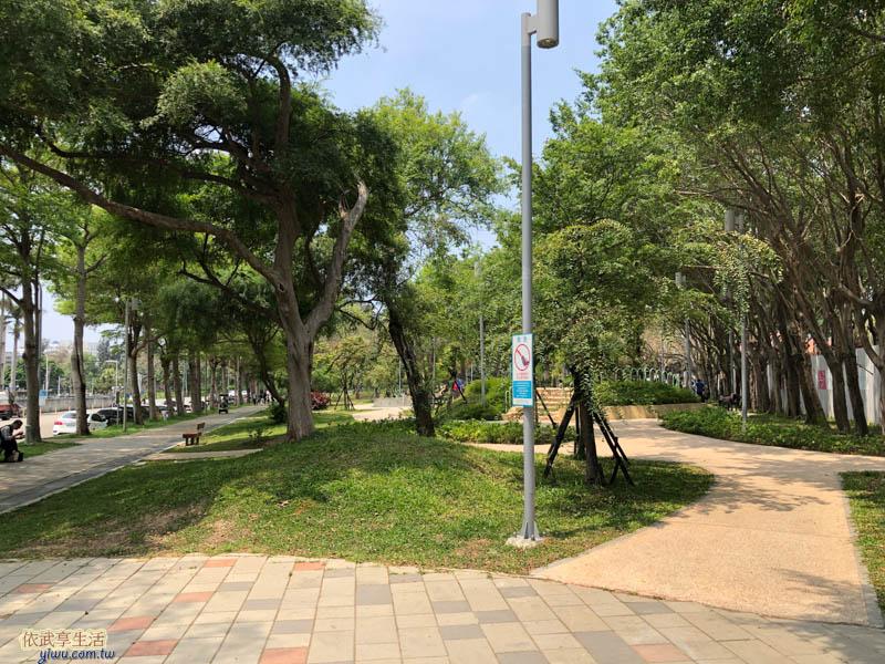 新竹公園大沙坑特色遊戲區位置