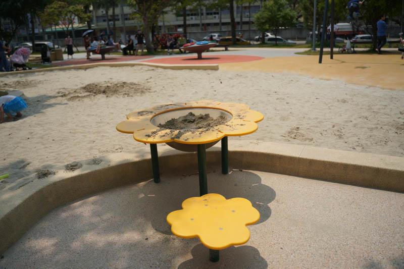 新竹公園大沙坑