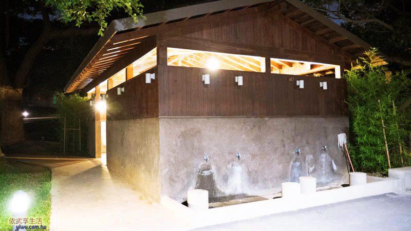 新竹公園大沙坑特色遊戲場廁所