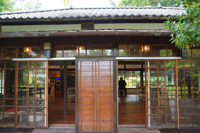 新竹公園湖畔料亭