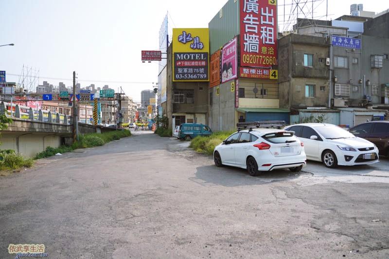 南寮運動公園停車場