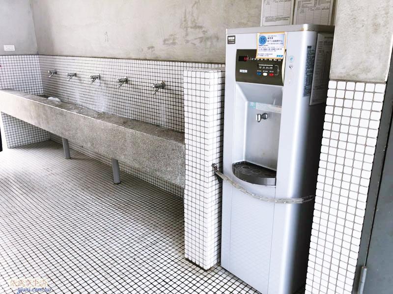 南寮運動公園飲水機