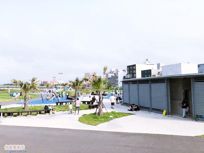 南寮運動公園主遊戲廣場
