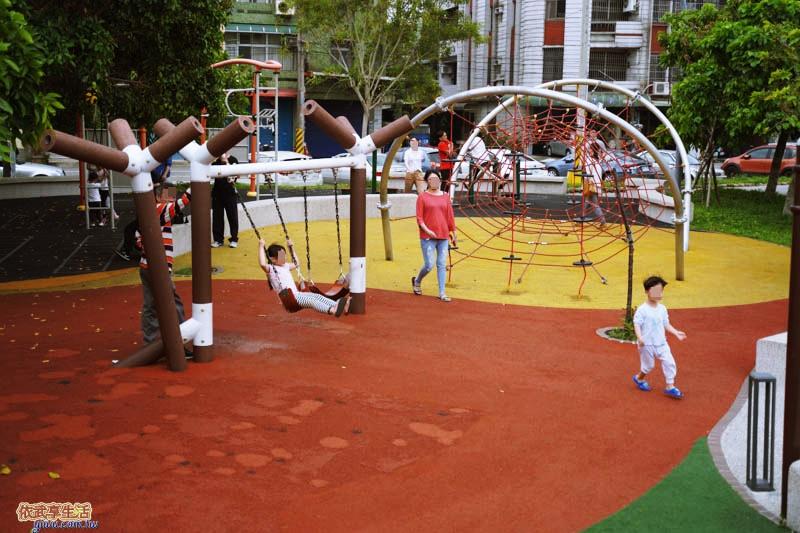 新竹竹東中正公園(兒童公園)