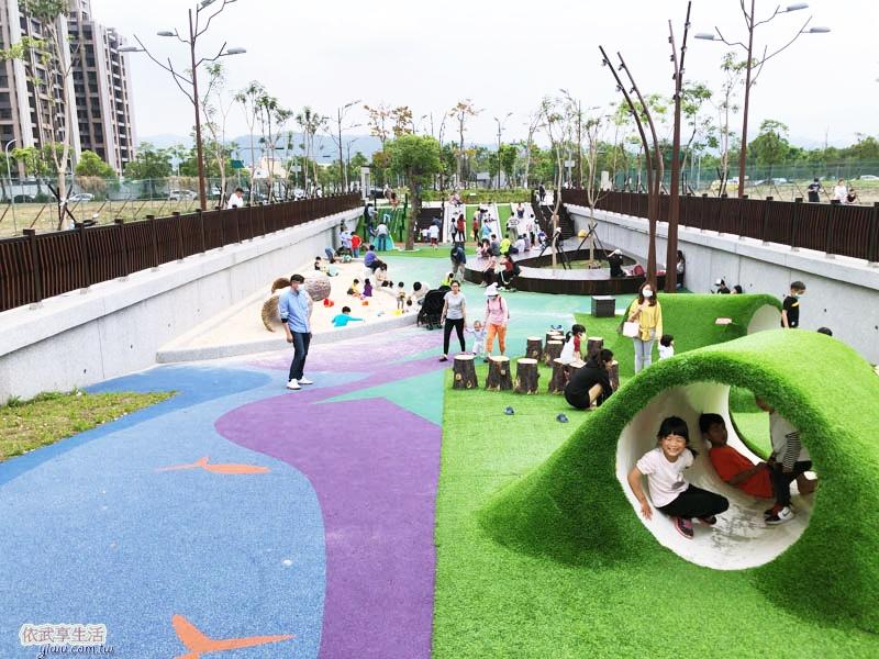 竹東台泥公園