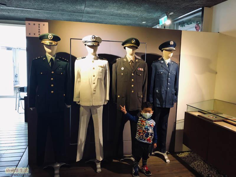 新竹眷村博物館一樓