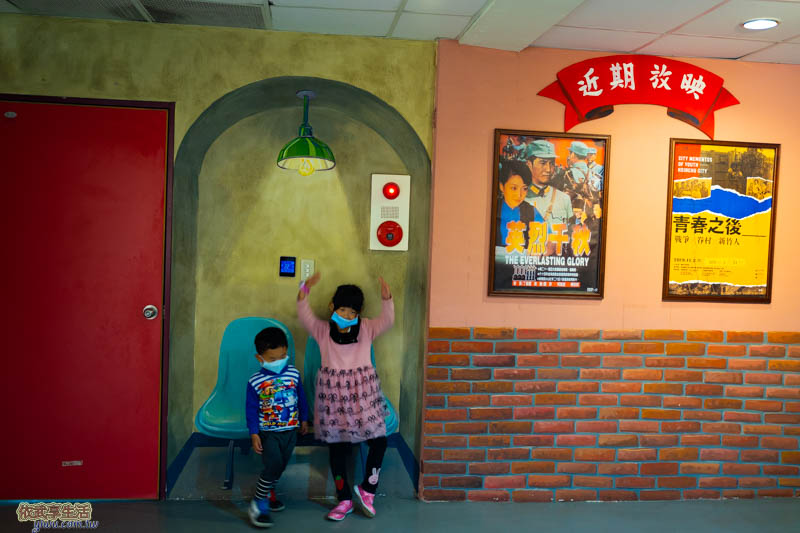 新竹眷村博物館三樓