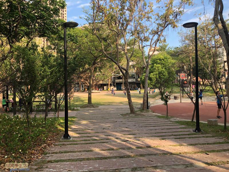 長和公園步道