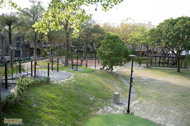 長和公園遊戲區