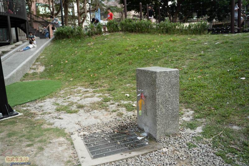 長和公園洗手台