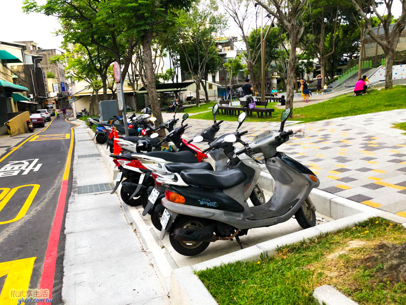新竹南大公園停車資訊