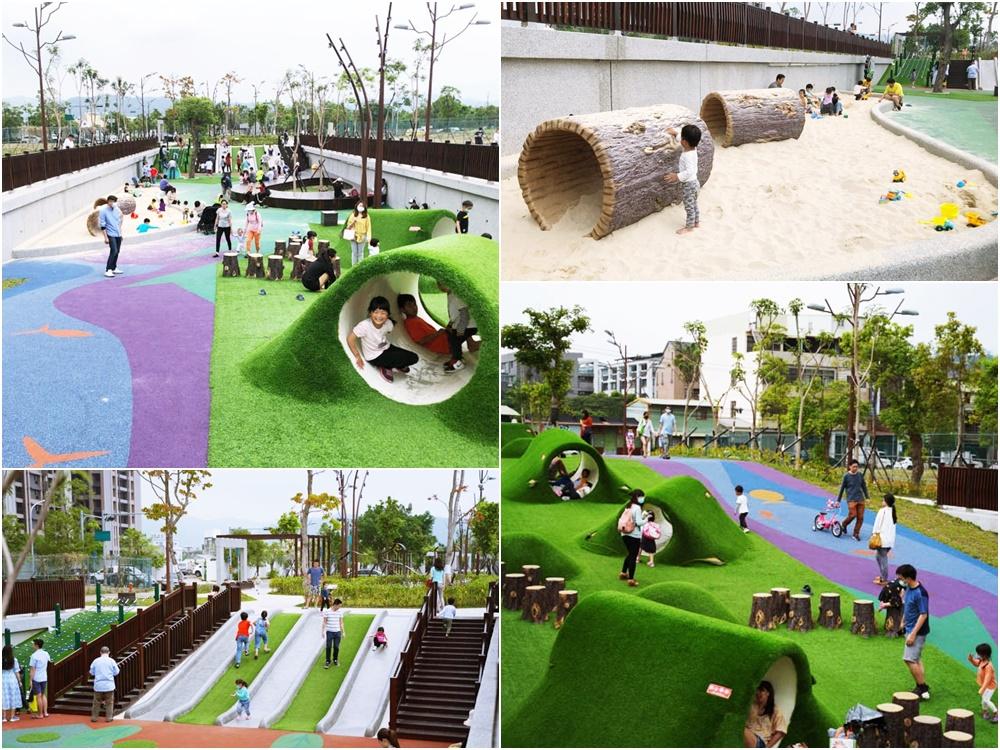 新竹竹東台泥公園
