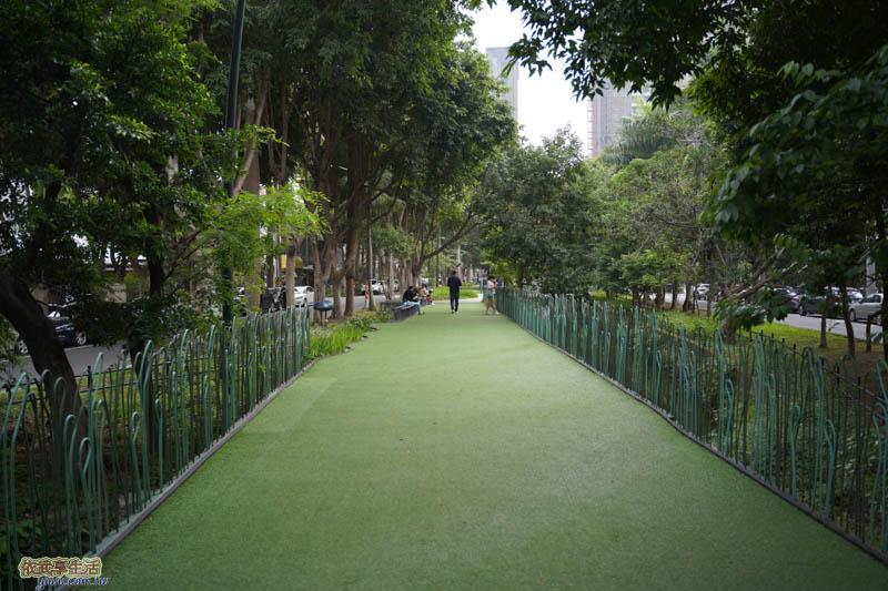 隆恩圳親水公園步道