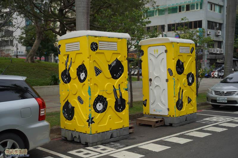 隆恩圳親水公園廁所