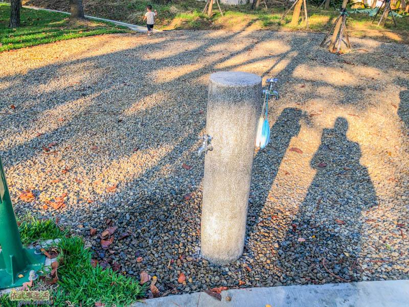 新竹明湖公園洗手台