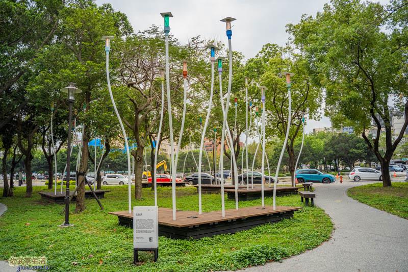 新竹綠園道林境鳥鳴裝置藝術