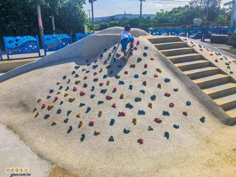 新月沙灣大象溜滑梯遊戲場