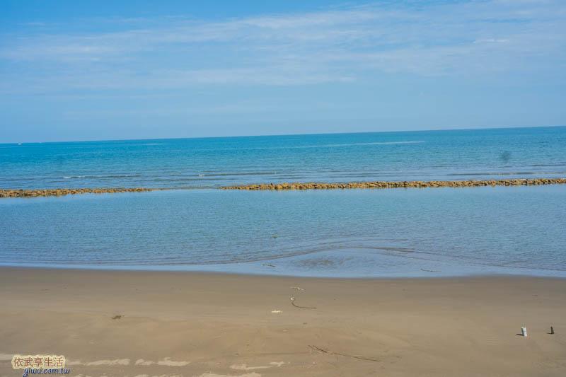 新月沙灣海水浴場