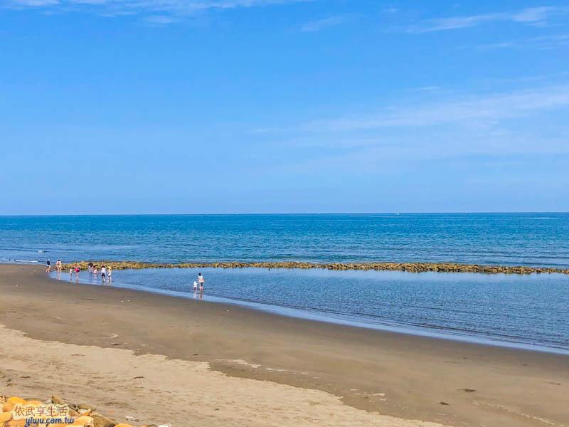 新月沙灣海攤