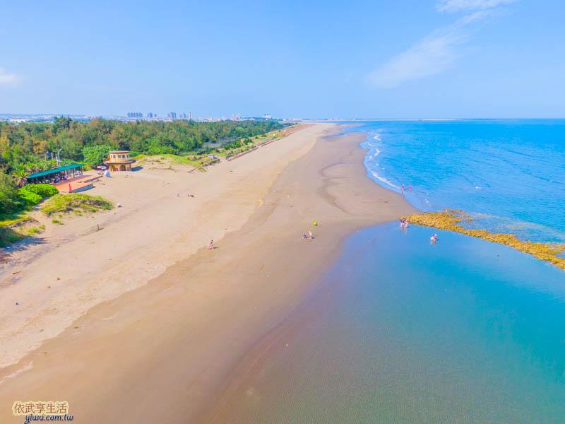 新月沙灣海岸