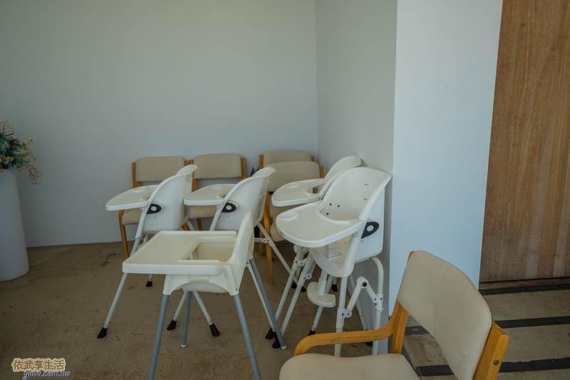夏季三角景觀咖啡廳兒童椅