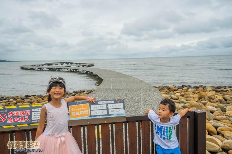 香山濕地賞蟹步道開放時間