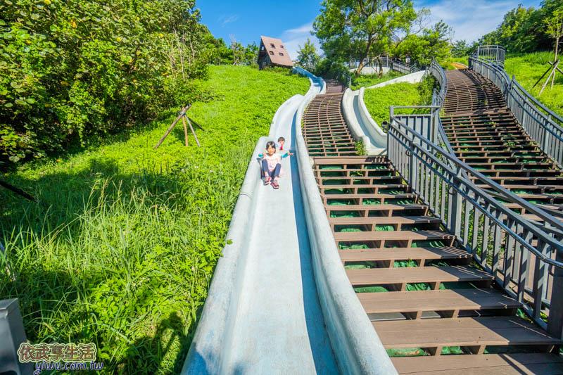 青青草原溜滑梯