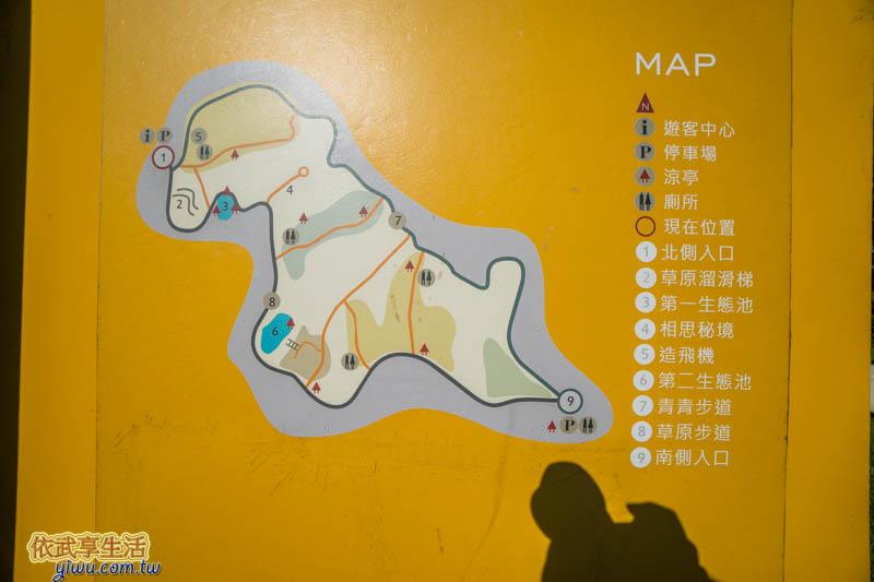 青青草原地圖