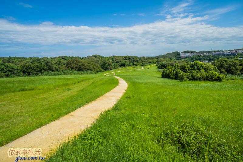 青青草原野趣綠丘草原