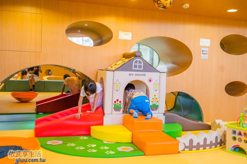 香山親子館玩具